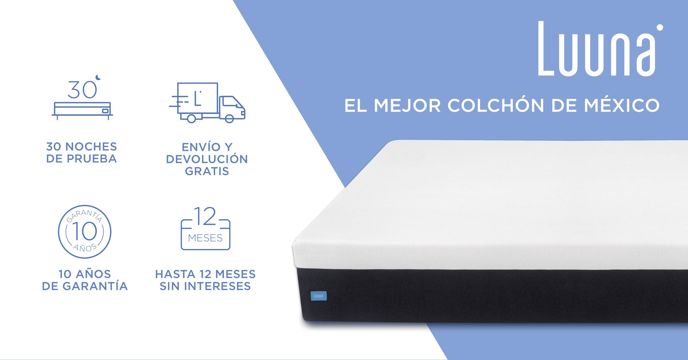Compra El Colch N Colchones Luuna